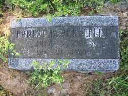 BERCKEFELDT, ERNEST - Sebastian County, Arkansas | ERNEST BERCKEFELDT - Arkansas Gravestone Photos