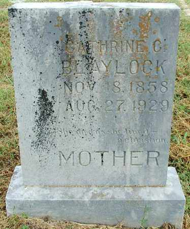 BLAYLOCK, CATHRINE C - Sebastian County, Arkansas | CATHRINE C BLAYLOCK - Arkansas Gravestone Photos
