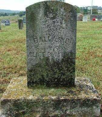 BLAYLOCK, DALLAS D - Sebastian County, Arkansas | DALLAS D BLAYLOCK - Arkansas Gravestone Photos