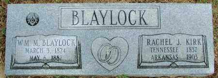 KIRK BLAYLOCK, RACHEL J - Sebastian County, Arkansas | RACHEL J KIRK BLAYLOCK - Arkansas Gravestone Photos