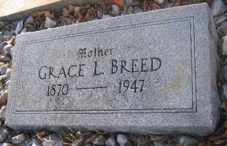 BREED, GRACE L. - Sebastian County, Arkansas   GRACE L. BREED - Arkansas Gravestone Photos