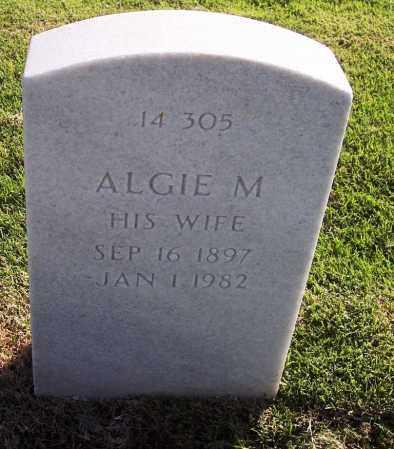 BREWER, ALGIE - Sebastian County, Arkansas | ALGIE BREWER - Arkansas Gravestone Photos