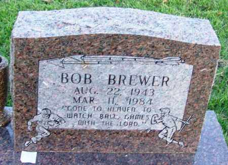 BREWER, BOB - Sebastian County, Arkansas | BOB BREWER - Arkansas Gravestone Photos