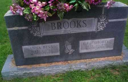BROOKS, ANNA BESS - Sebastian County, Arkansas | ANNA BESS BROOKS - Arkansas Gravestone Photos