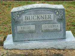 BUCKNER, LITTIE - Sebastian County, Arkansas | LITTIE BUCKNER - Arkansas Gravestone Photos