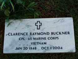 BUCKNER (VETERAN VIET), CLARENCE RAYMOND - Sebastian County, Arkansas | CLARENCE RAYMOND BUCKNER (VETERAN VIET) - Arkansas Gravestone Photos