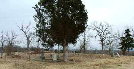 *BUTLER CEMETERY OVERVIEW,  - Sebastian County, Arkansas |  *BUTLER CEMETERY OVERVIEW - Arkansas Gravestone Photos