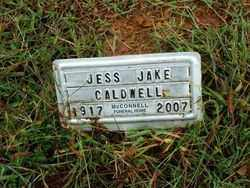 CALDWELL, JESS J - Sebastian County, Arkansas | JESS J CALDWELL - Arkansas Gravestone Photos