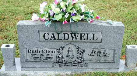 CALDWELL, RUTH ELLEN - Sebastian County, Arkansas | RUTH ELLEN CALDWELL - Arkansas Gravestone Photos
