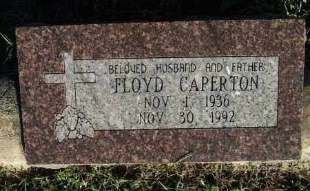 CAPERTON, FLOYD - Sebastian County, Arkansas | FLOYD CAPERTON - Arkansas Gravestone Photos