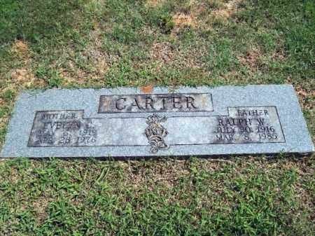 CARTER, EVELYN C - Sebastian County, Arkansas | EVELYN C CARTER - Arkansas Gravestone Photos