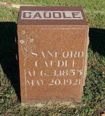 CAUDLE, SANFORD - Sebastian County, Arkansas | SANFORD CAUDLE - Arkansas Gravestone Photos