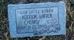 CHERRY, KONNOR LANIER - Sebastian County, Arkansas | KONNOR LANIER CHERRY - Arkansas Gravestone Photos