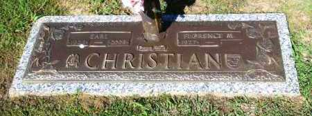CHRISTIAN, EARL - Sebastian County, Arkansas | EARL CHRISTIAN - Arkansas Gravestone Photos