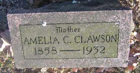 CLAWSON, AMELIA C. - Sebastian County, Arkansas | AMELIA C. CLAWSON - Arkansas Gravestone Photos