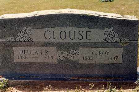 BOYD CLOUSE, BEULAH - Sebastian County, Arkansas | BEULAH BOYD CLOUSE - Arkansas Gravestone Photos