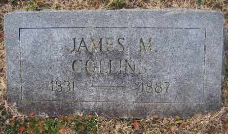COLLINS, JAMES M - Sebastian County, Arkansas | JAMES M COLLINS - Arkansas Gravestone Photos