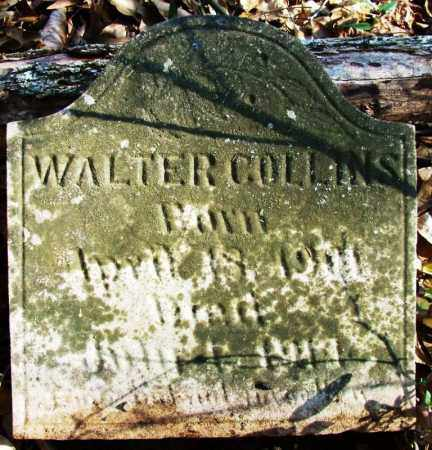 COLLINS, WALTER - Sebastian County, Arkansas | WALTER COLLINS - Arkansas Gravestone Photos