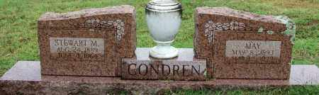 CONDREN, MAY - Sebastian County, Arkansas | MAY CONDREN - Arkansas Gravestone Photos