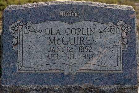COPLIN, OLA - Sebastian County, Arkansas | OLA COPLIN - Arkansas Gravestone Photos