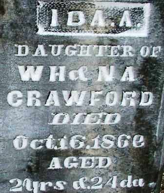 CRAWFORD, IDA A (2) - Sebastian County, Arkansas | IDA A (2) CRAWFORD - Arkansas Gravestone Photos
