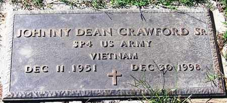 CRAWFORD, SR (VETERAN VIET), JOHNNY DEAN - Sebastian County, Arkansas | JOHNNY DEAN CRAWFORD, SR (VETERAN VIET) - Arkansas Gravestone Photos