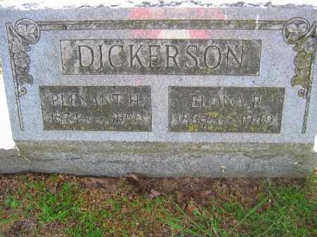 DICKERSON, PLESANT H. - Sebastian County, Arkansas | PLESANT H. DICKERSON - Arkansas Gravestone Photos