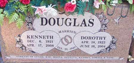 DOUGLAS, KENNETH - Sebastian County, Arkansas | KENNETH DOUGLAS - Arkansas Gravestone Photos