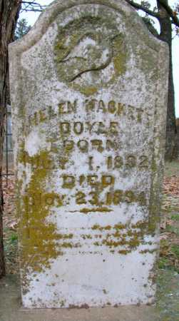 DOYLE, HELEN HACKETT - Sebastian County, Arkansas | HELEN HACKETT DOYLE - Arkansas Gravestone Photos