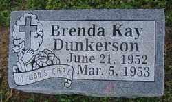 DUNKERSON, BRENDA KAY - Sebastian County, Arkansas | BRENDA KAY DUNKERSON - Arkansas Gravestone Photos