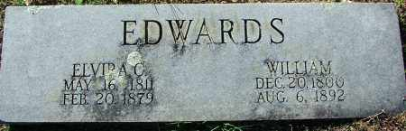 EDWARDS, ELVIRA C - Sebastian County, Arkansas | ELVIRA C EDWARDS - Arkansas Gravestone Photos