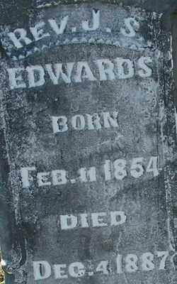 EDWARDS, REV J S (2) - Sebastian County, Arkansas | REV J S (2) EDWARDS - Arkansas Gravestone Photos