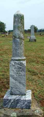FARRIS, J L - Sebastian County, Arkansas | J L FARRIS - Arkansas Gravestone Photos