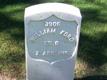 FORD (VETERAN UNION), WILLIAM - Sebastian County, Arkansas | WILLIAM FORD (VETERAN UNION) - Arkansas Gravestone Photos