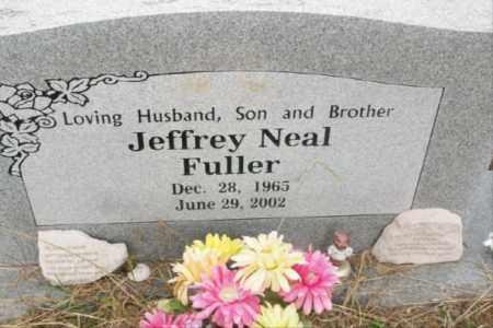 FULLER, JEFFREY NEAL - Sebastian County, Arkansas   JEFFREY NEAL FULLER - Arkansas Gravestone Photos
