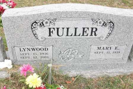 FULLER, LYNWOOD - Sebastian County, Arkansas | LYNWOOD FULLER - Arkansas Gravestone Photos