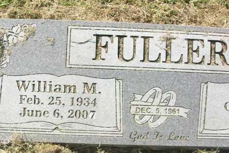 FULLER, WILLIAM M. - Sebastian County, Arkansas   WILLIAM M. FULLER - Arkansas Gravestone Photos