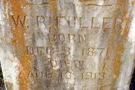 FULLER, W R - Sebastian County, Arkansas | W R FULLER - Arkansas Gravestone Photos