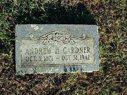 GARDNER, ANDREW H. - Sebastian County, Arkansas | ANDREW H. GARDNER - Arkansas Gravestone Photos