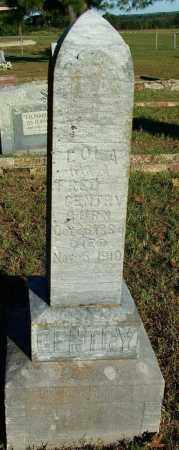 GENTRY, LOLA - Sebastian County, Arkansas | LOLA GENTRY - Arkansas Gravestone Photos