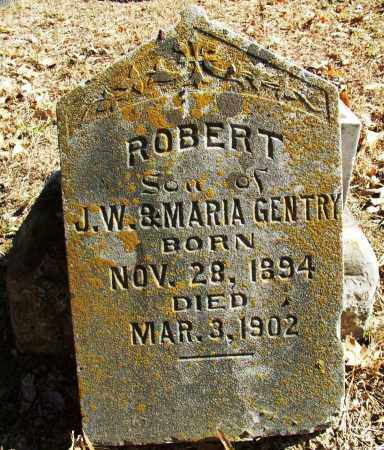 GENTRY, ROBERT - Sebastian County, Arkansas | ROBERT GENTRY - Arkansas Gravestone Photos