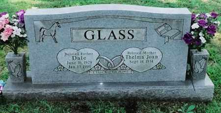 GLASS, DALE - Sebastian County, Arkansas | DALE GLASS - Arkansas Gravestone Photos