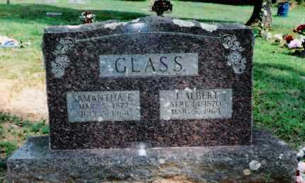 GLASS, SAMANTHA E. - Sebastian County, Arkansas | SAMANTHA E. GLASS - Arkansas Gravestone Photos