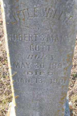 GOTT, WILLIE - Sebastian County, Arkansas   WILLIE GOTT - Arkansas Gravestone Photos