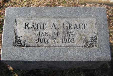 GRACE, KATIE A. - Sebastian County, Arkansas | KATIE A. GRACE - Arkansas Gravestone Photos