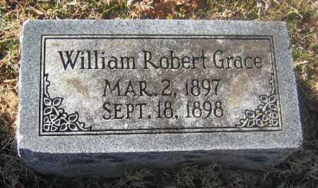 GRACE, WILLIAM ROBERT - Sebastian County, Arkansas | WILLIAM ROBERT GRACE - Arkansas Gravestone Photos