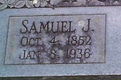 GRAHAM, SAMUEL - Sebastian County, Arkansas | SAMUEL GRAHAM - Arkansas Gravestone Photos