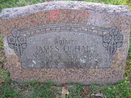 HALL, JAMES O. - Sebastian County, Arkansas | JAMES O. HALL - Arkansas Gravestone Photos