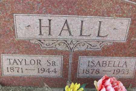 HALL, ISABELLA - Sebastian County, Arkansas | ISABELLA HALL - Arkansas Gravestone Photos