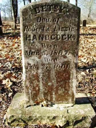 HANDCOCK, BETSY - Sebastian County, Arkansas | BETSY HANDCOCK - Arkansas Gravestone Photos